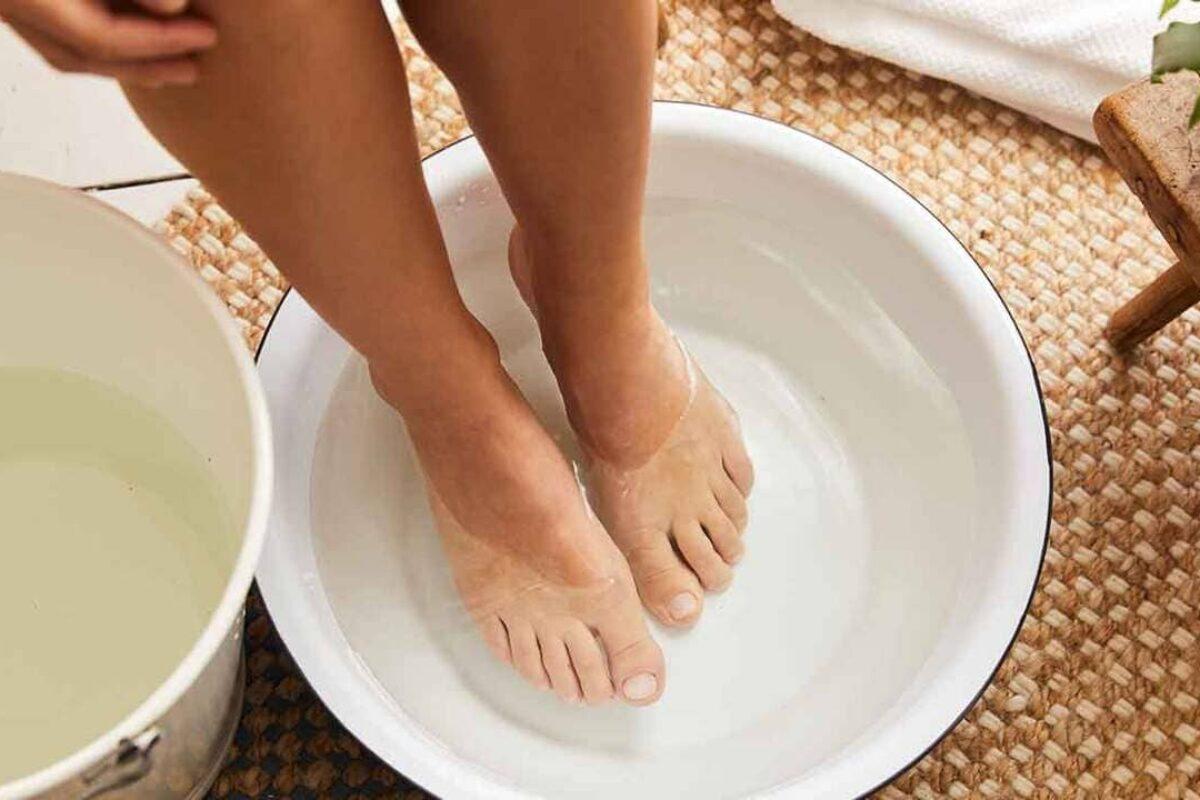Comment faire ses bains de pieds ?
