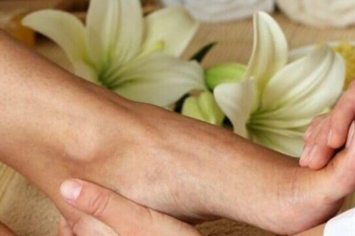 Quels sont les bienfaits du massage de pieds ?