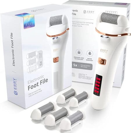 Râpe Essy Electronic Foot File