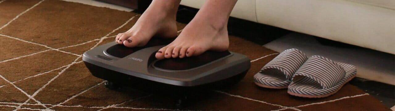 meilleur appareil masseur pieds